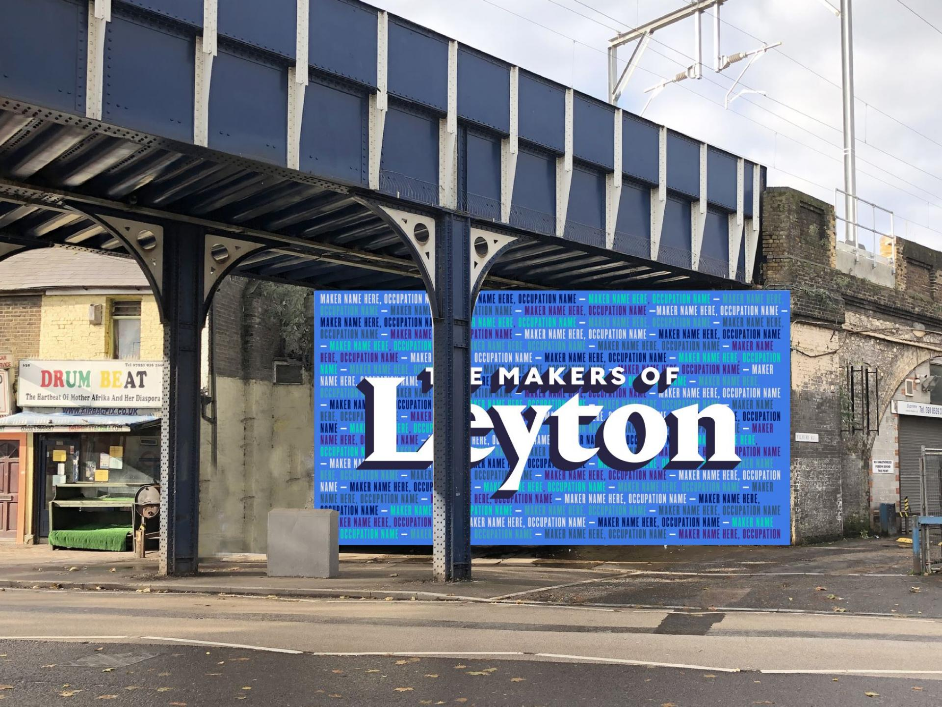The Makers of Leyton by Phillips Walmsley - Indicative image